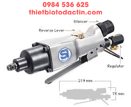 IMPACT WRENCH 3/8''