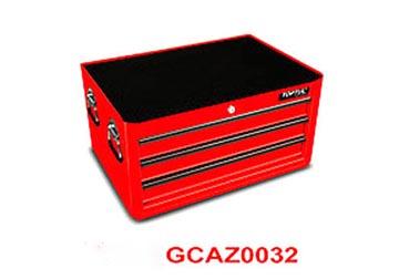 Tủ đựng dụng cụ 3 ngăn (Màu đỏ)