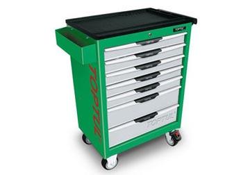 Tủ dụng cụ 7 ngăn ( xanh) 275 món